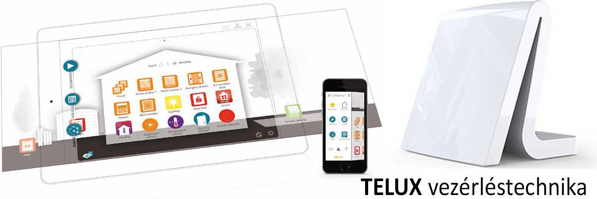Telux Bt. fűtésvezérlés, villanyszerelés és épületautomatizálás